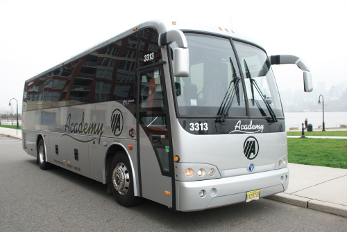Academy Bus Fleet 38 Seater Bus Hire Temsa Coach