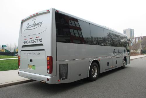 Academy Bus Fleet 38 Seater Bus Hire Temsa Coach