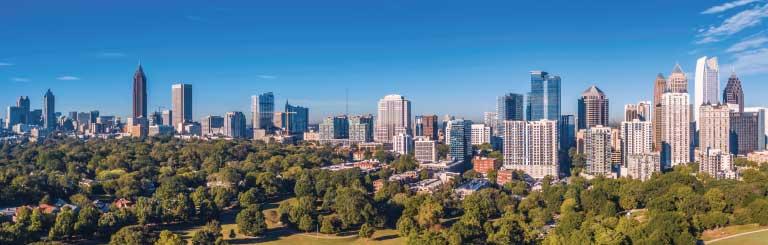 Atlanta Charter Bus Company | Georgia Bus Rental